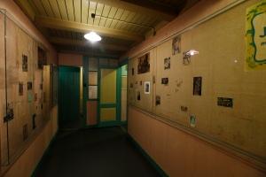 Um dos ambientes dos museu