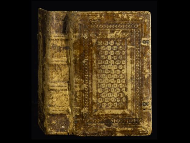 Uma das obras de Dante Alighieri