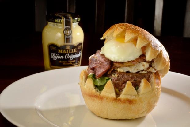 Hambúrguer Cocote do 3 Brasseurs