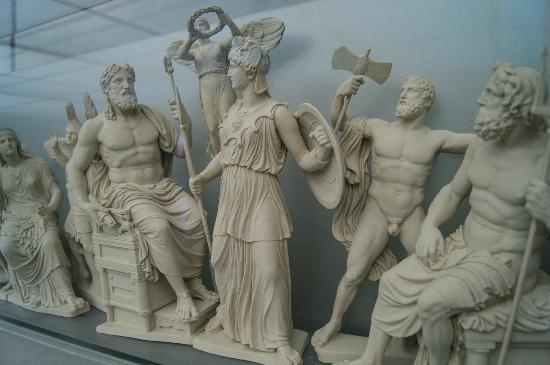 Museu de Acrópoles, na Grécia