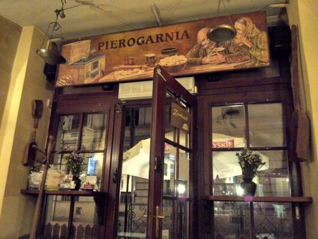 Parte interna do restaurante