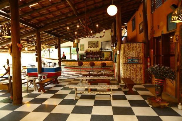 restaurante terral entrada