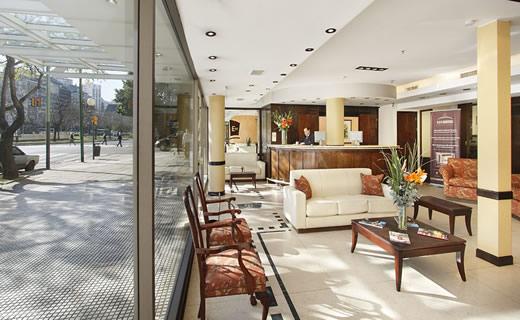 hotel embajador recepção