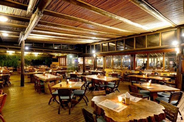 Badauê Maresias Restaurante
