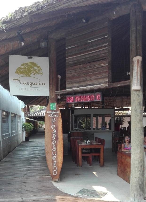 Restaurante Pessegueiro Maresias