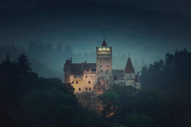 Castelo do Drácula Transilvânia Romênia