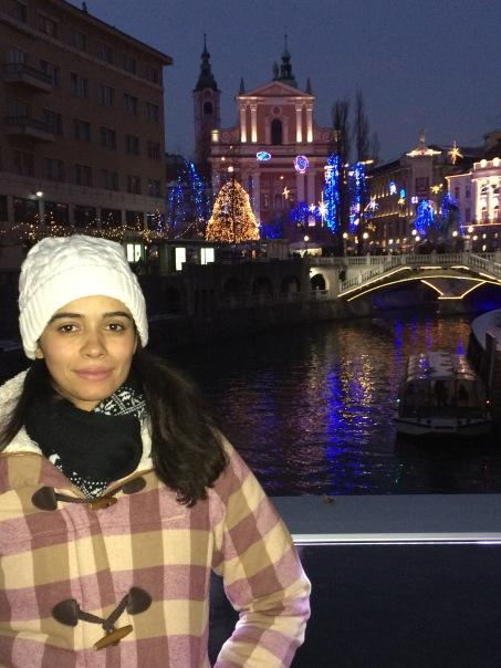 Liubliana Eslovênia Ano Novo Réveillon