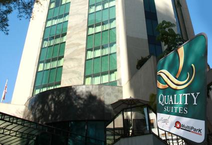 Quality Oscar Freire São Paulo Hotel