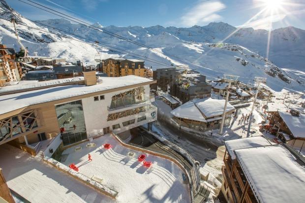 Village de Valmorel, França, Club Med, Resort, Neve