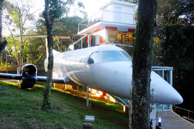Avião Monte Verde Guia Aleatório de Turismo