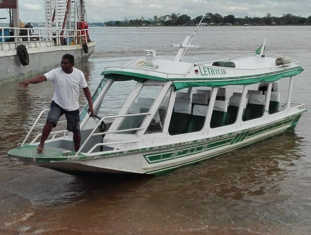 Barco Amazônia Juma Amazon Lodge