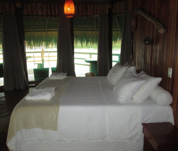 Suíte Panorâmica Juama Amazon Lodge Guia Aleatório de Turismo