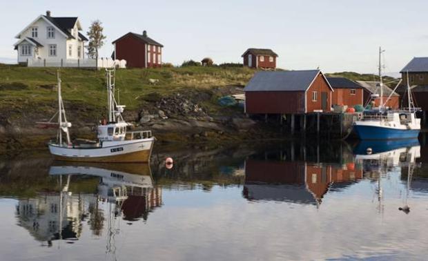 noruega vega guia aleatório de turismo
