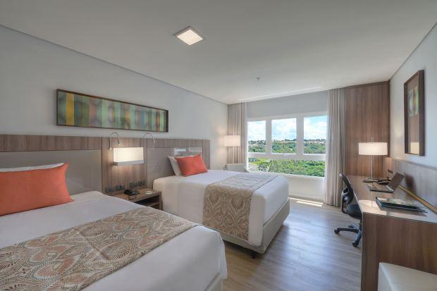 Hotel de Campo Grande (MS) Deville