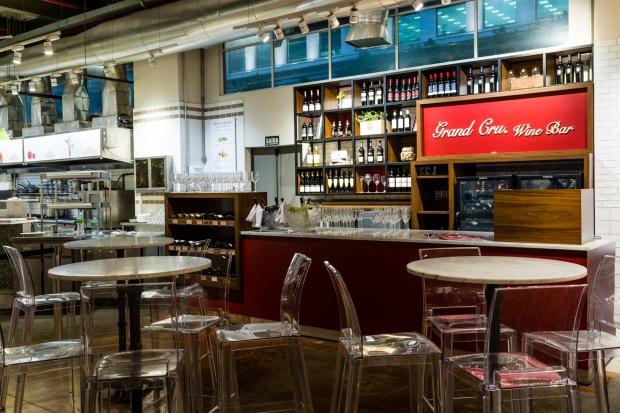 Grand Cru Wine Bar Eataly São Paulo