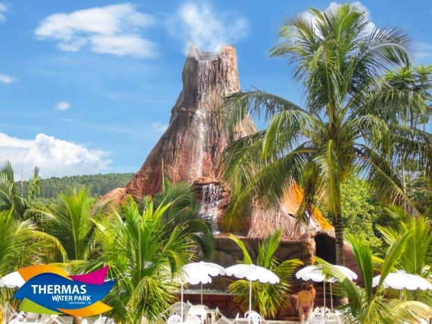 Vulcão Thermas Water Park