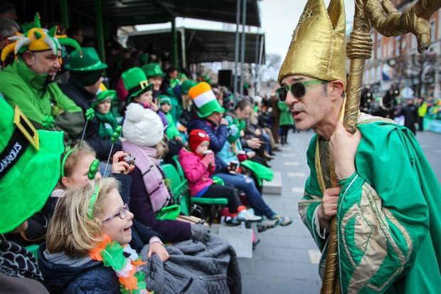 St Patricks Festival Parade 1