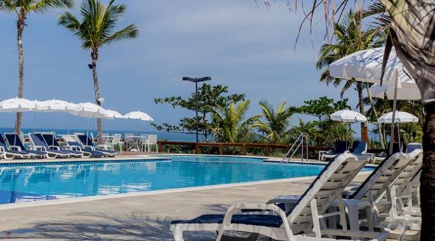 beach maresias piscina
