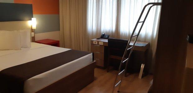 Guia Aleatório de Turismo Nobile Hotéis Tryp Guarulhos