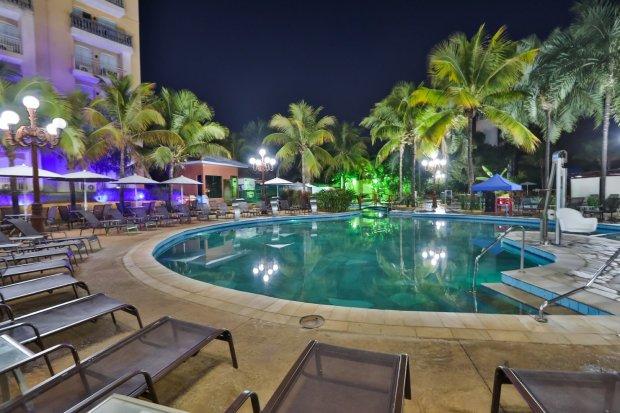 Nobile Resort Thermas de Olímpia_piscina