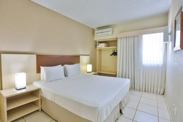 Nobile Resort Thermas de Olímpia_quarto