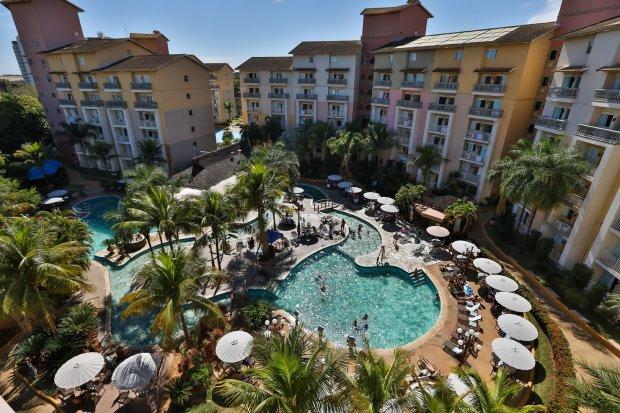 Nobile Resort Thermas de Olímpia_vista aérea